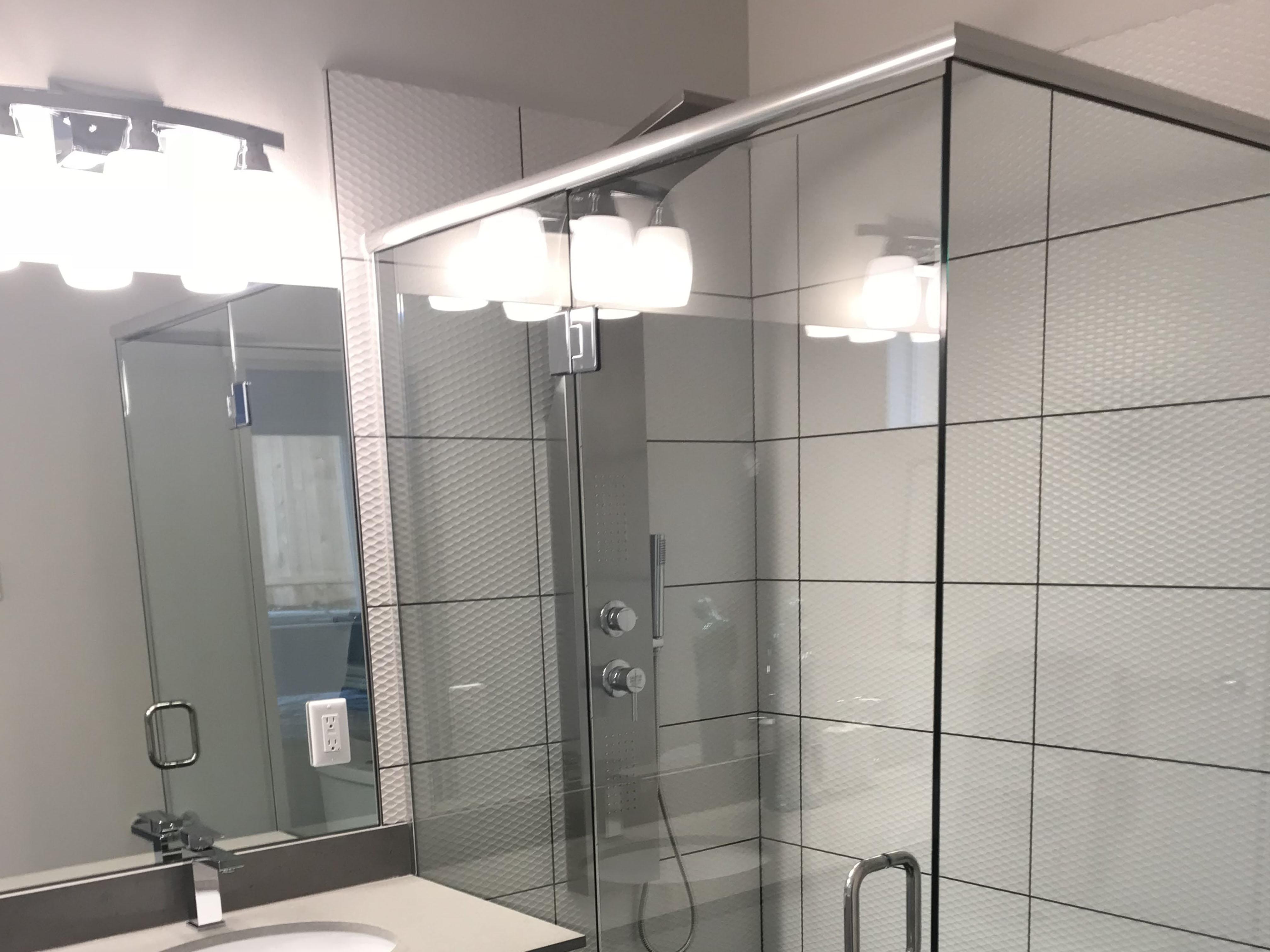 Shower Door Enclosures Glass Master Custom Shower Doors